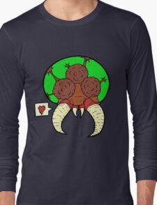 Metroid love Long Sleeve T-Shirt