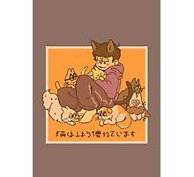 ichimatsu Photographic Print