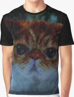 fancy derpcat Graphic T-Shirt