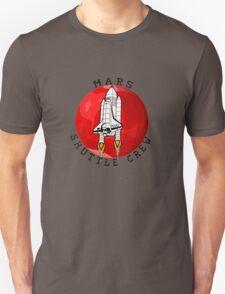 Mars 2030 - Shuttle Crew Unisex T-Shirt