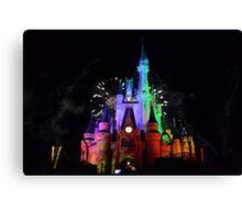 The Magic of Disney Canvas Print