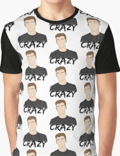 SM - Crazy Graphic T-Shirt