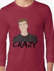 SM - Crazy Long Sleeve T-Shirt