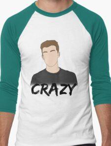 SM - Crazy Men's Baseball ¾ T-Shirt
