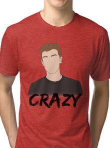 SM - Crazy Tri-blend T-Shirt