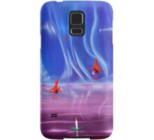 From a flicker to a flame Samsung Galaxy Case/Skin
