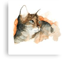 CAT#10 Canvas Print