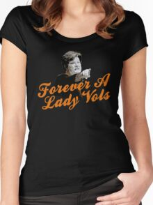 Forever A Lady Vols Women's Fitted Scoop T-Shirt