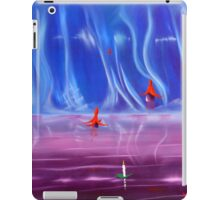 From a flicker to a flame iPad Case/Skin