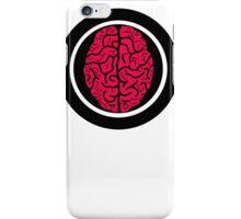 Brains for Dinner 2 iPhone Case/Skin