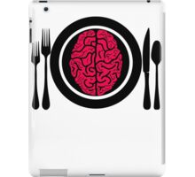 Brains for Dinner 2 iPad Case/Skin