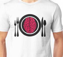 Brains for Dinner 2 Unisex T-Shirt