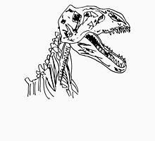 Sketch of dinosaur Unisex T-Shirt