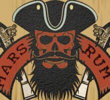 Mars 2030 - Mars Rum Distillery Sticker