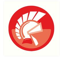 delphi programming language sticker Art Print