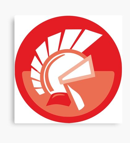 delphi programming language sticker Canvas Print
