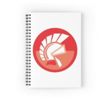 delphi programming language sticker Spiral Notebook