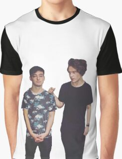 Maxmoefoe and Joji [Filthy Frank] Graphic T-Shirt
