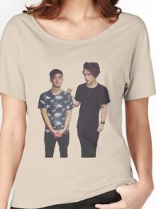 Maxmoefoe and Joji [Filthy Frank] Women's Relaxed Fit T-Shirt