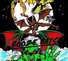 booze bats by dgstudio