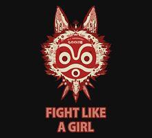 Princess Mononoke - Fight Like A Girl Unisex T-Shirt