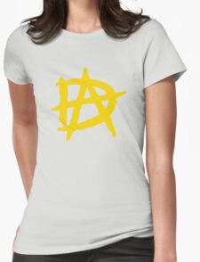 Dean Ambrose Logo Womens Fitted T-Shirt