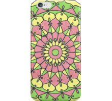 Spring Mandala iPhone Case/Skin