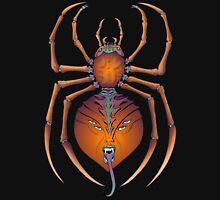 Spider Face Unisex T-Shirt