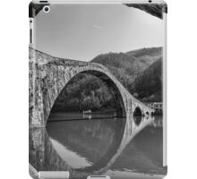 Devil's bridge iPad Case/Skin