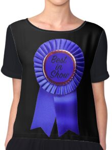 Best in Show Chiffon Top