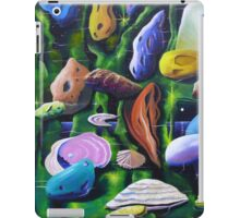 A world so strange I have to stay iPad Case/Skin