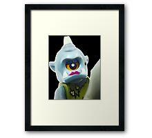 Tell me I'm Pretty Framed Print