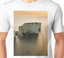 Sunrise Old Harry Rocks Unisex T-Shirt