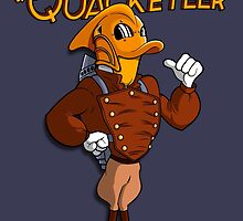 The Quacketeer. by J.C. Maziu