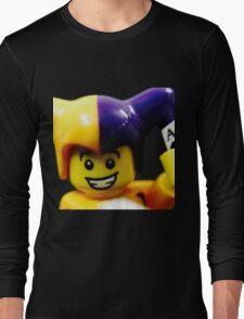 Lego Jester! Long Sleeve T-Shirt