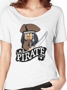 Lego Pirate Women's Relaxed Fit T-Shirt