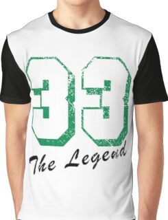The Legend Graphic T-Shirt