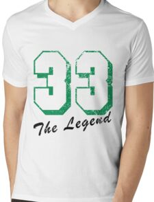 The Legend Mens V-Neck T-Shirt