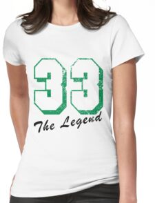 The Legend Womens Fitted T-Shirt