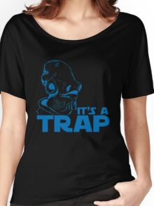Its A Trap Women's Relaxed Fit T-Shirt