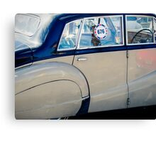 Vintage Car 676 Canvas Print