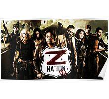 Z nation - cast Poster