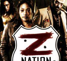 Z nation - cast Sticker
