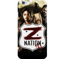 Z nation - cast iPhone Case/Skin