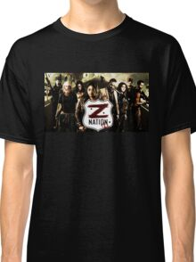 Z nation - cast Classic T-Shirt