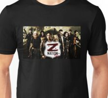 Z nation - cast Unisex T-Shirt