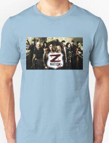 Z nation - cast Unisex T-Shirt