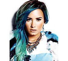 Demi LOvato Photographic Print