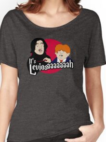 Its Leviosaaaaaaah Women's Relaxed Fit T-Shirt