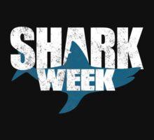 Shark Week - Eli Roth Kids Tee